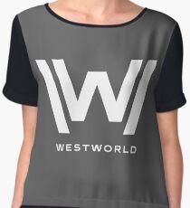West World Chiffon Top