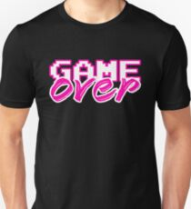 GAME OVER (Sexy) T-Shirt