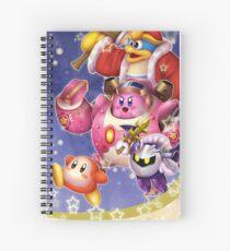 Kirby Robobot! Spiral Notebook