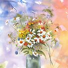 Daisies by Scot Howden