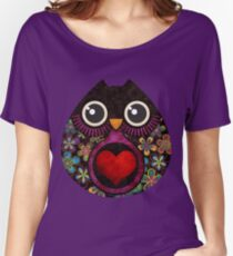 Owl's Hatch Women's Relaxed Fit T-Shirt