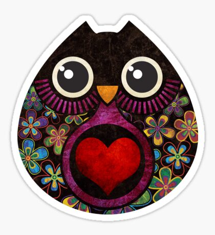 Owl's Hatch Sticker