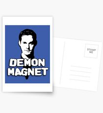 XANDER HARRIS: Demon Magnet Postcards