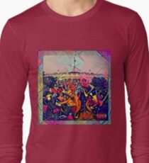 Abstract To Pimp A Butterfly Long Sleeve T-Shirt