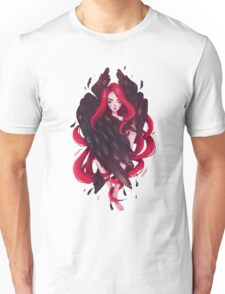 Black Wings Unisex T-Shirt