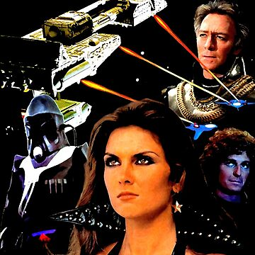 STARCRASH Star Crash Caroline Munro by shnooks