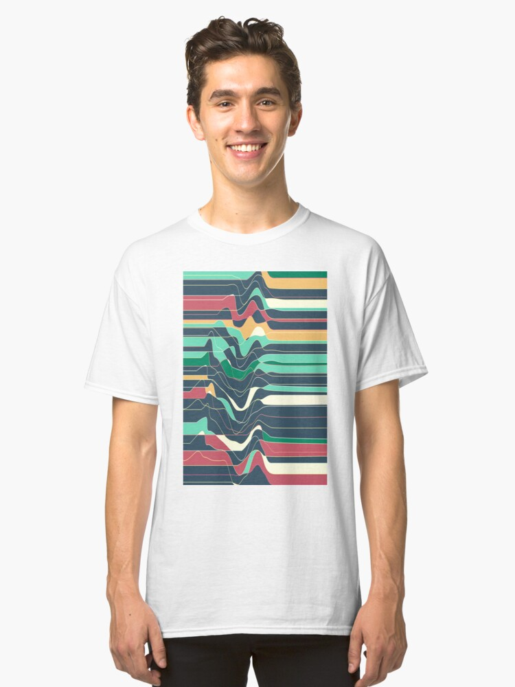 Do not move IX Classic T-Shirt Front