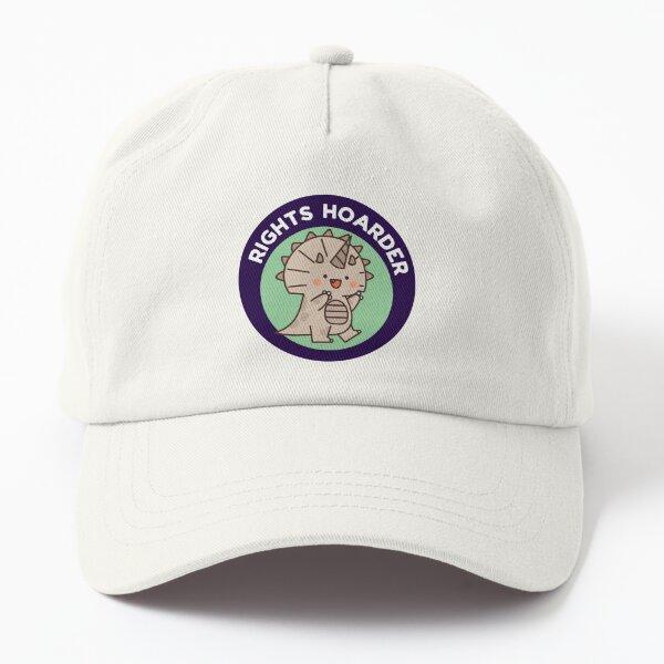Rights-Hoarding Dinosaur Dad Hat