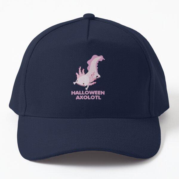Axolotl Halloween Costume Baseball Cap