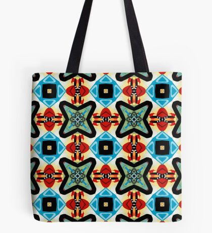Abstract Pattern #6 Tote Bag
