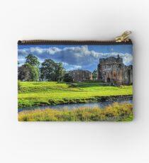 Brougham Castle, England Studio Pouch