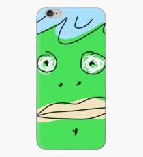 Green Monsta iPhone Case