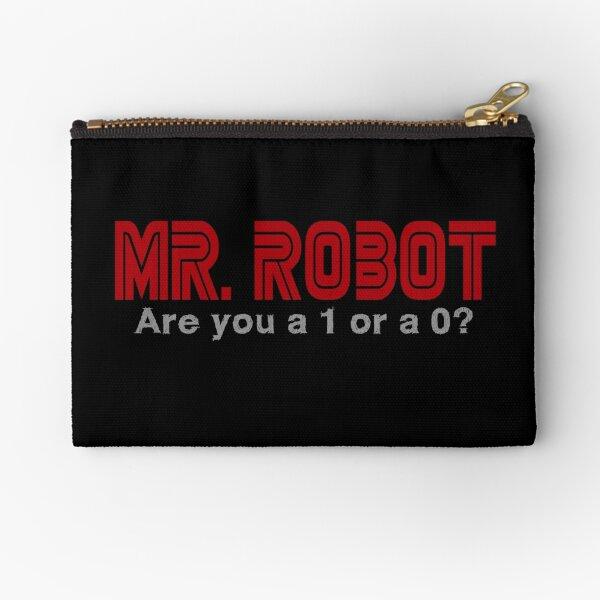 Mr Robot Êtes-vous un 1 ou un 0? Pochette