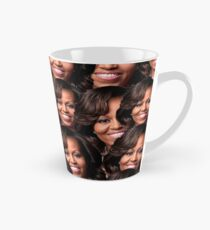 Taza cónica Michelle Obama