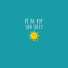 « Pé pa viv' san soley » par vee-madinina