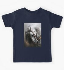The Beautiful White Horse Kids Clothes