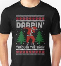 Dabbin Through The Snow Shirt T-Shirt