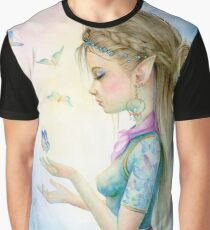 Enchanted By Scot Howden Graphic T-Shirt