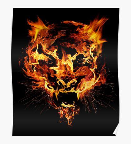 Tyger, Tyger, Burning Bright Poster