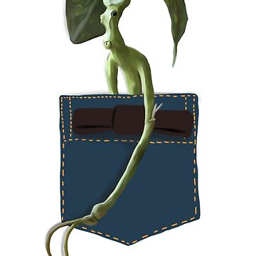 Pickett in my Pocket  by RockettMagic