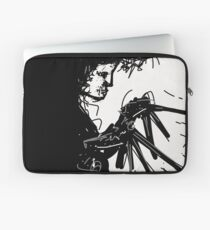 Edward Scissorhands Laptop Sleeve
