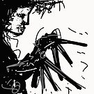 Edward Scissorhands by rimadi
