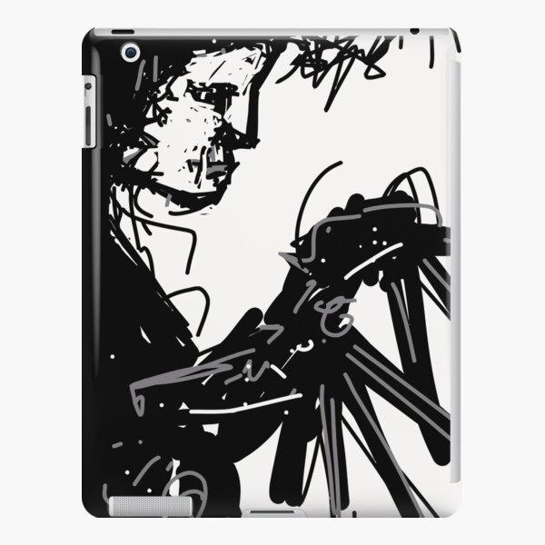 Edward Scissorhands iPad Snap Case