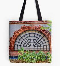 Covered by a grate Tote Bag