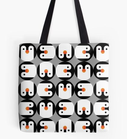 The Penguin Club Tote Bag