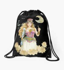 The Key By Scot Howden Drawstring Bag