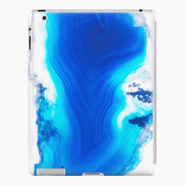 Blue Gemstone iPad Snap Case