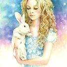 Alice and the Rabbit by Scot Howden