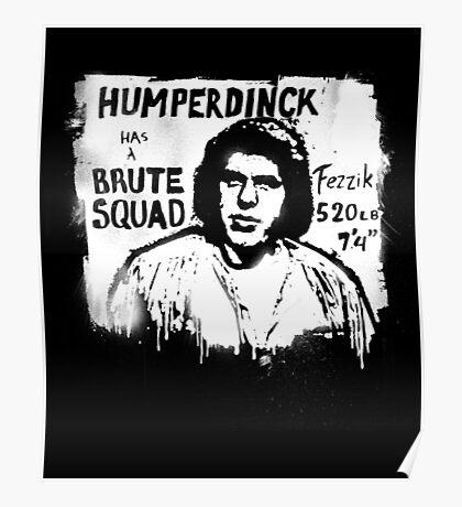 Brute Squad Poster