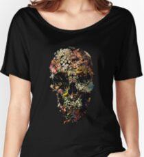 Smyrna Skull Women's Relaxed Fit T-Shirt