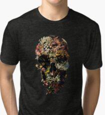 Smyrna Skull Tri-blend T-Shirt
