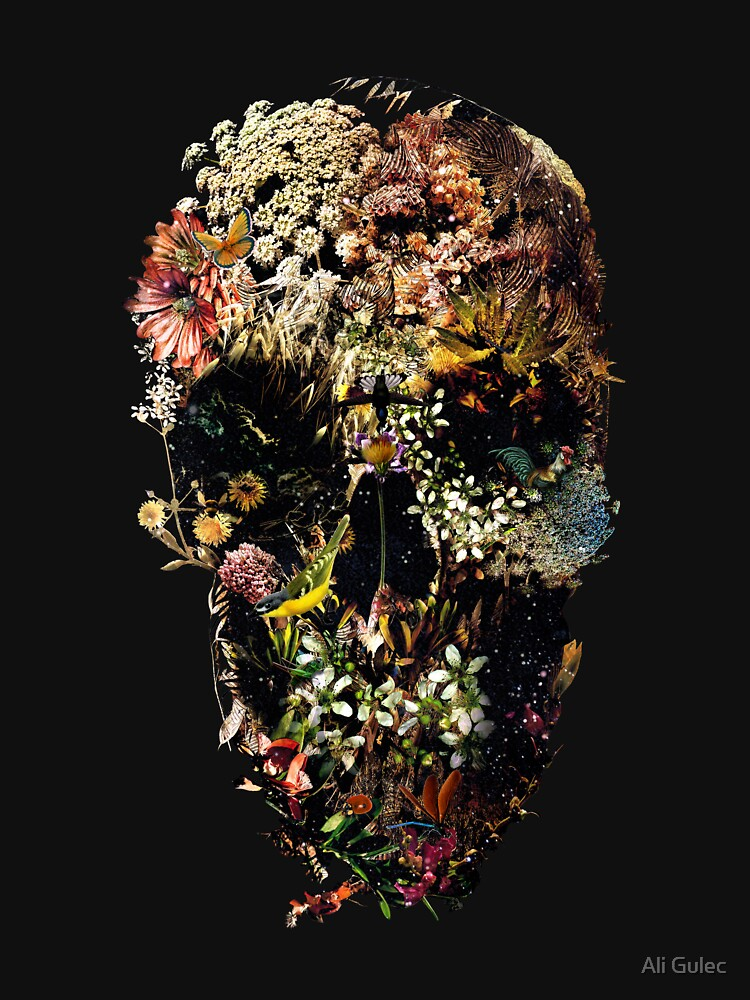 Smyrna Skull by aligulec