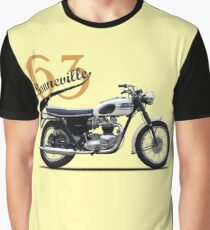 Bonneville T120 1963 Graphic T-Shirt