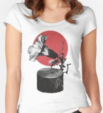 Gramophone Women's Fitted Scoop T-Shirt