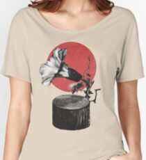 Gramophone Women's Relaxed Fit T-Shirt