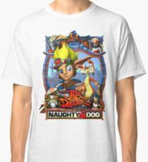 Jak & Daxter - Promo Poster Classic T-Shirt