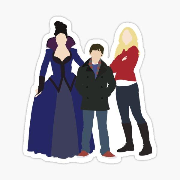 Swan Mills Family Sticker