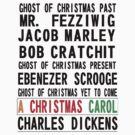 A Christmas Carol by silentstead