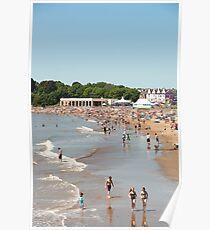 Barry Island Beach Poster