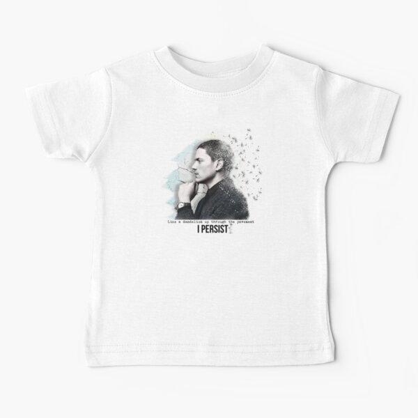 fuga de la prisión - Wentworth Miller - Persisto Camiseta para bebés