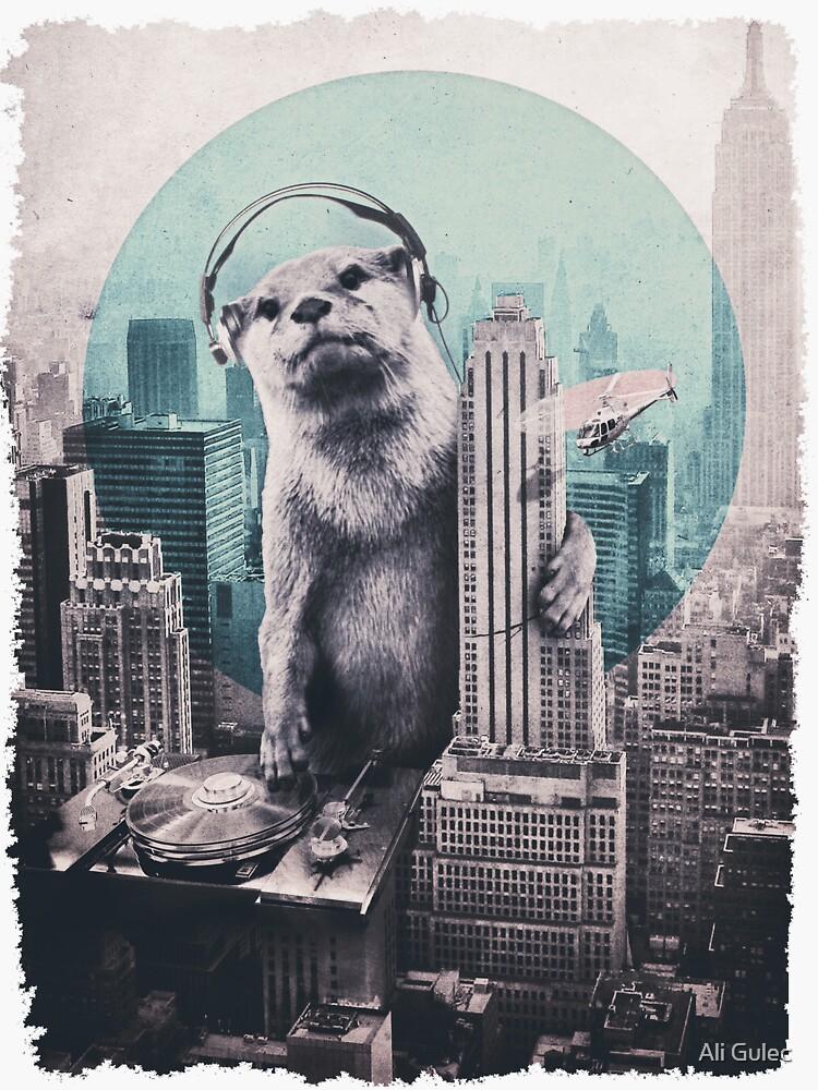 DJ by aligulec