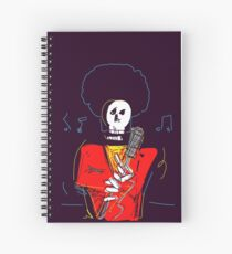 Die trying soul Spiral Notebook