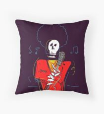 Die trying soul Throw Pillow