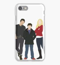 Swanfire Family iPhone Case/Skin