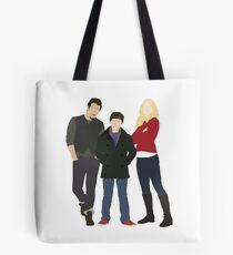 Swanfire Family Tote Bag