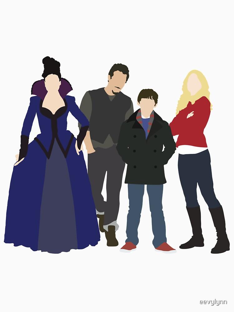 Swanfire Queen Family by eevylynn